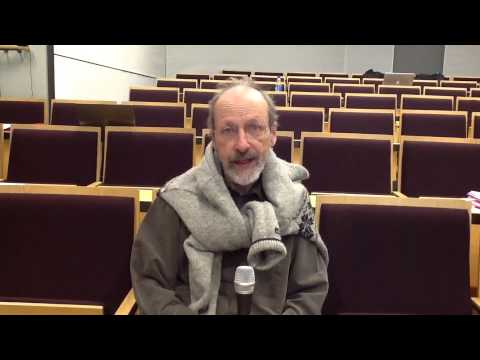 Associate Professor Peter Plant from Aarhus University
