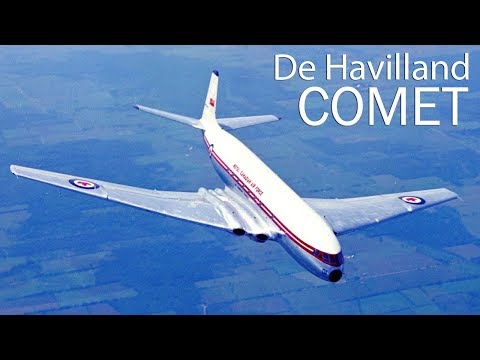 De Havilland Comet - the price of revolution
