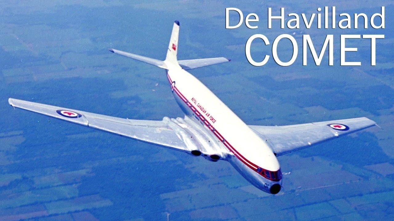 De Havilland Comet - the price...