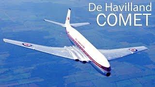 De Havilland Comet - the price of revolution