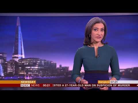 Sharanjit Leyl BBC Newsday February 28th 2018