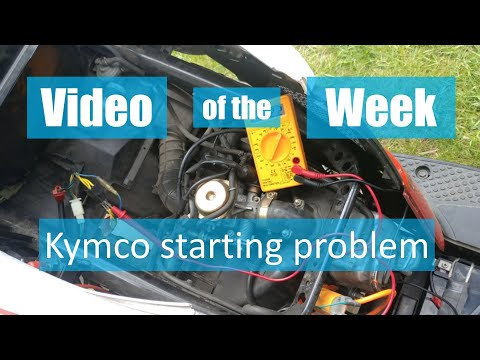 Download Fixing A Random Scooter Kymco Agility 50cc MP3, MKV, MP4