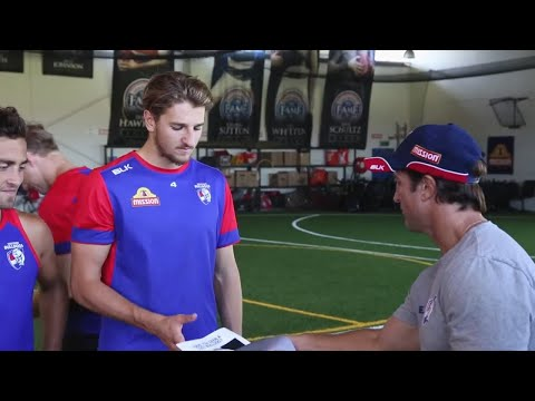 MMR Studio, Dynamic Video Renders for Western Bulldogs - Roll-play videos | Creativa - Melbourne
