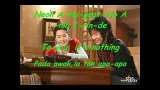 OST MY GIRL-Neul/Always-Tree Bicycle (with malay sub)