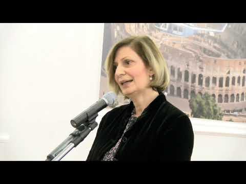La commemorazione in questura a Roma di Nicola Calipari