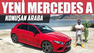 2018 Yeni Mercedes A Testi | Konuşan Araba