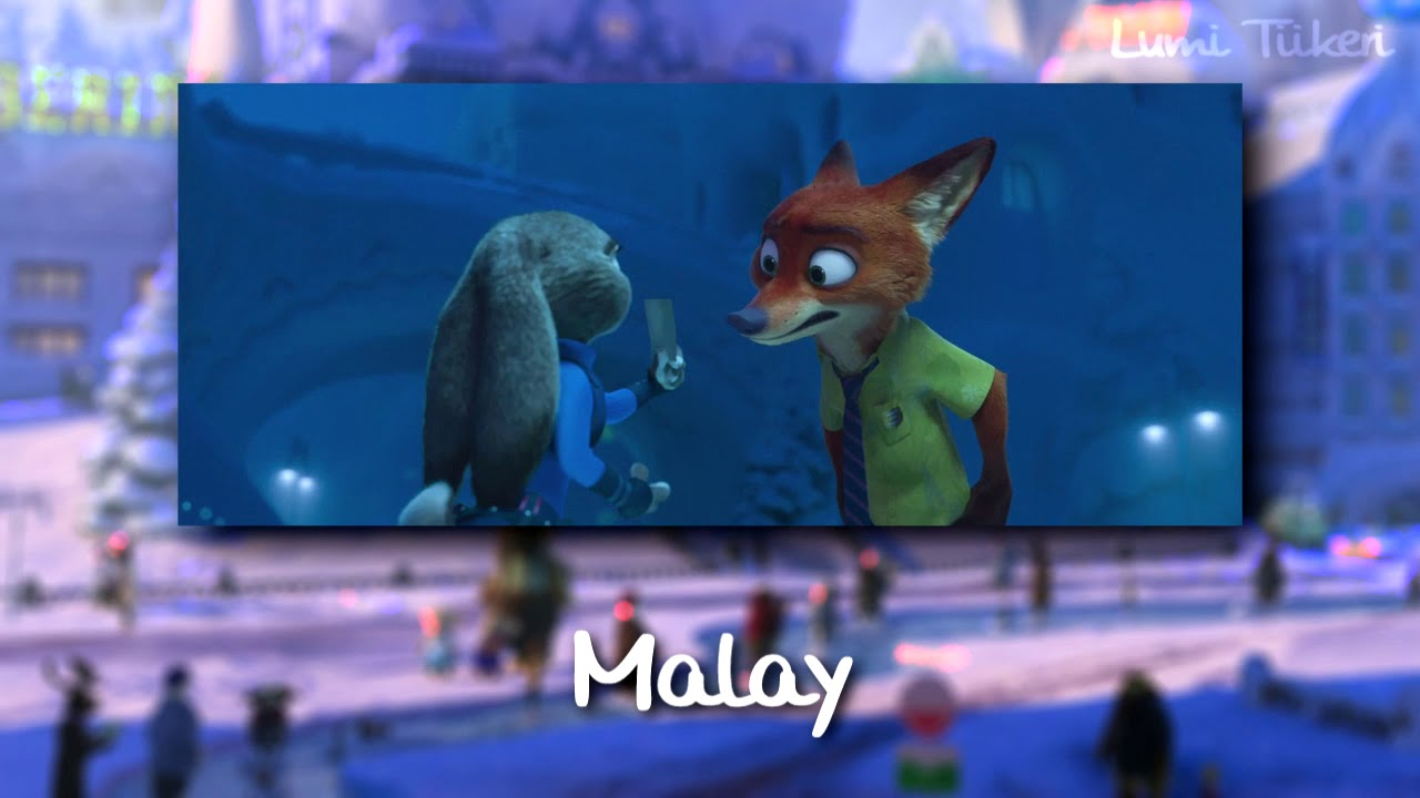 Download Zootopia - Judy And Nick In Tundratown (One Line Multilanguage) [HD]