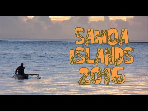 Samoa Islands 2016 (from Moana Audio)