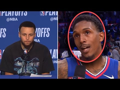 Stephen Curry GETS ANGRY With DURANT and Lou Williams Says 'I Am The BEST SIXTH MAN OF ALL-TIME'