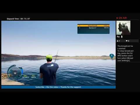 (FISHING SIM WORLD) - LAGO DEL MUNDO - spain part2 |
