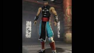 Mortal Kombat Mix With 2 Unlimited Song