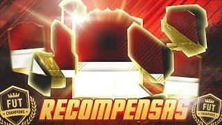 5 RECOMPENSAS DE FUT CHAMPIONS EN DIRECTO!!!!! | MESSI HÉROE Y RONALDO RB | FUT CHAMPIONS REWARDS
