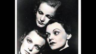 Ben Selvin, Pickens Sisters - My Sweet Tooth Says I Wanna (1931)