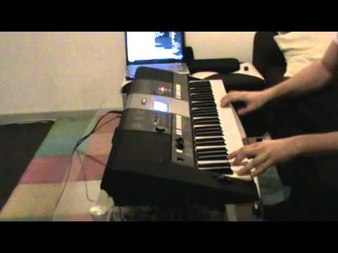 Yamaha psr e 423-Adrian Sina-Hold On