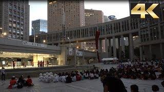 Tokyo Metropolitan Government Building - 東京都庁舎 4K