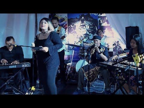 ZAMRUD KHATULISTIWA (Chrisye) - West Java Syndicate, Agis Kania, Nadine Adrianna, Palanta Line Art