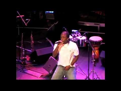 Fabiano & World Unit Feat. Pepeto  'Unit Rap' Théâtre Corona Montréal 2006
