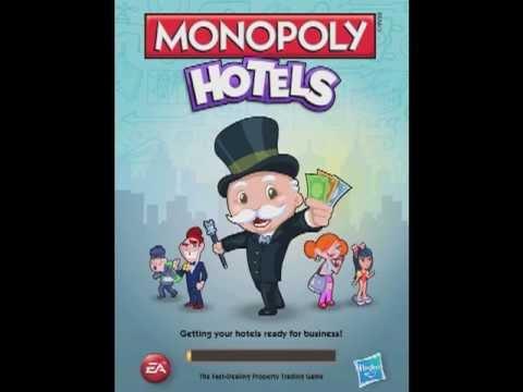Monopoly Hotels - HD Gameplay [iPad/iPad2]