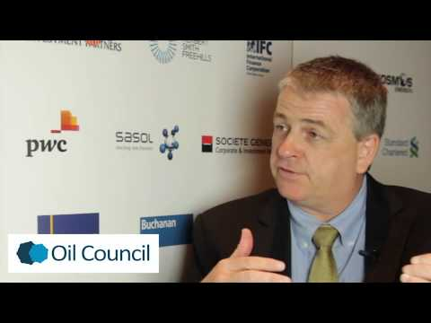 Drake Lawhead speaks to Paul Dailly of Kosmos Energy