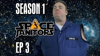 Light-Based Arm Cutter Instrument - Space Janitors: Episode Three [Official HD Version]