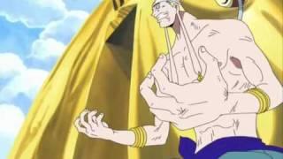 One Piece - Dieu tout pissant