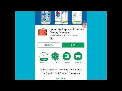 Spending Expense Tracker - Money Manager - Apps on Google Play