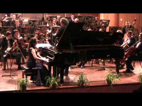 Saint-Saens - Piano Concerto No. 2 Op. 22, 1st movement