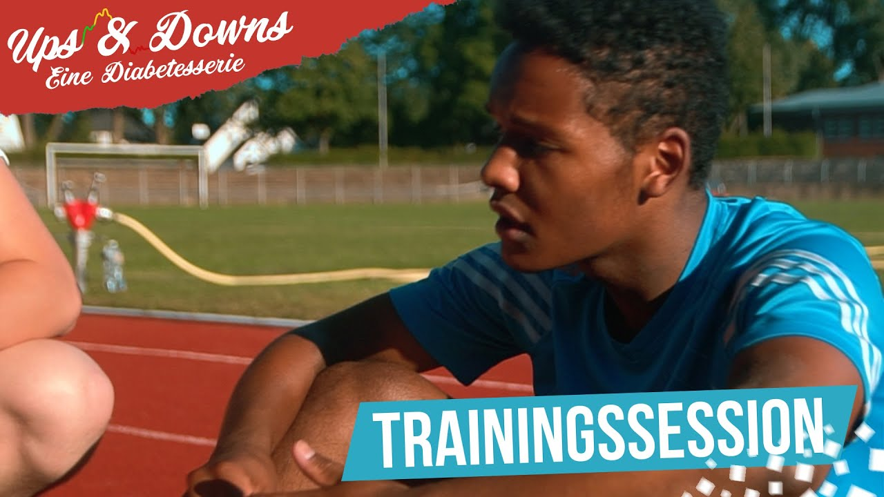 Trainingssession - Ups & Downs (Folge 2)