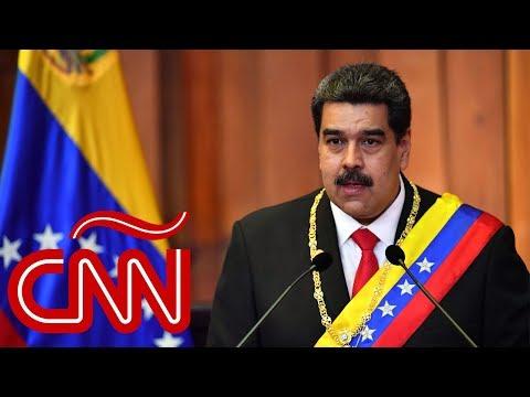 Nicolás Maduro inicia su segundo mandato en Venezuela en medio del rechazo internacional