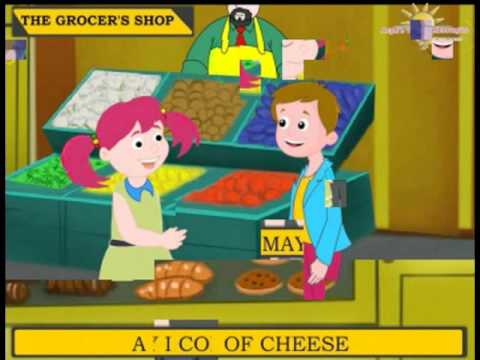 The Grocer's Shop