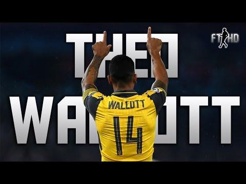 Theo Walcott ► The Resurgence ● Goals & Skills | 2016/2017 ᴴᴰ