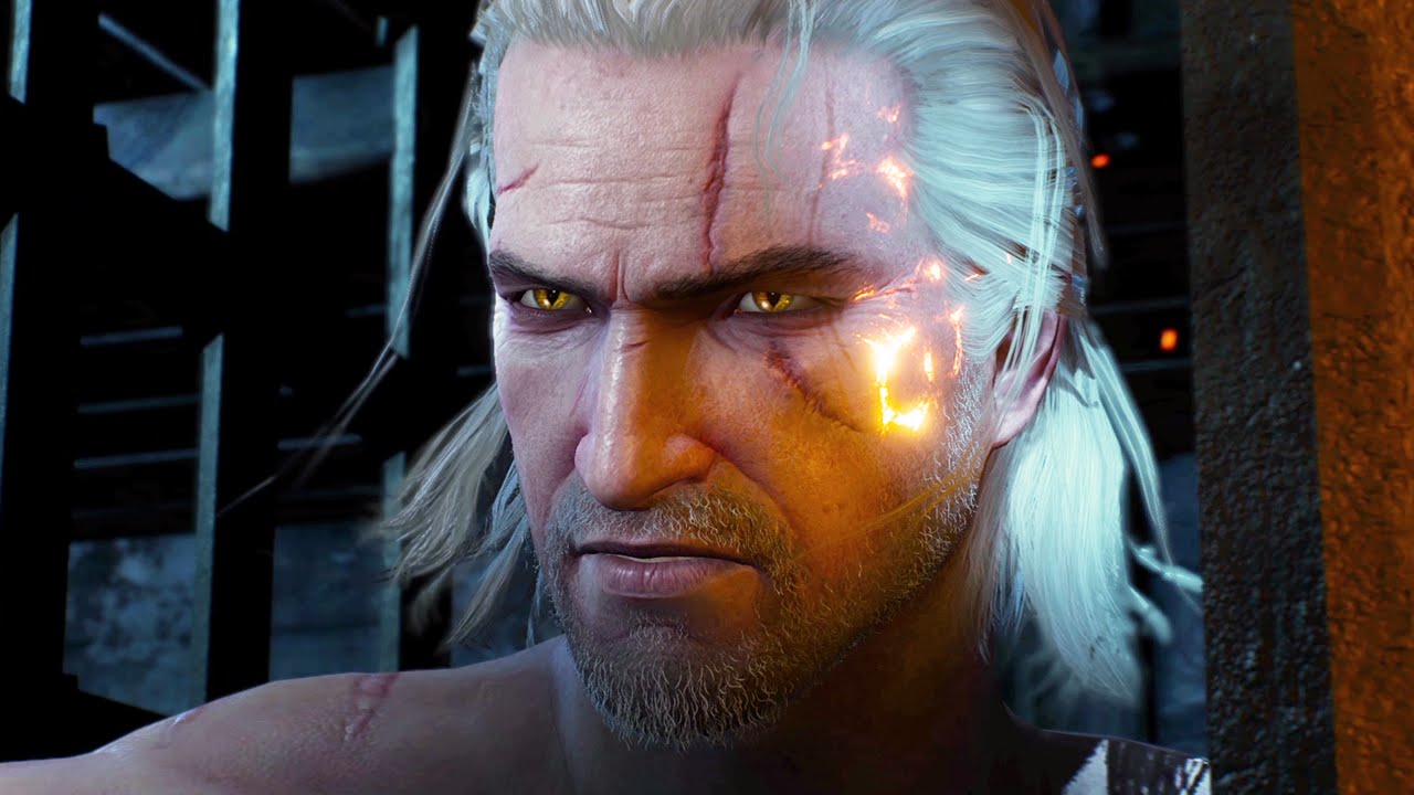 Image result for geralt of rivia heart of stone
