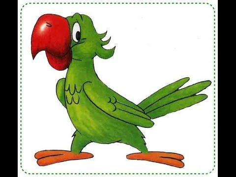 Анекдоты про попугая -