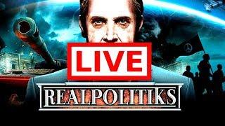 🔴 LIVE - RealPolitiks [FR] !