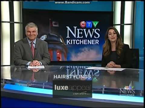 CKCO: CTV News Kitchener At 11:30pm Close--10/15/16