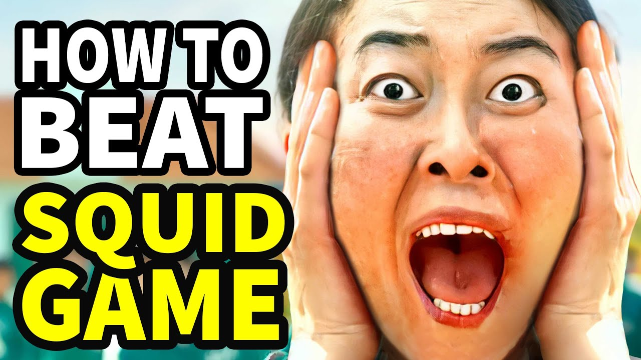 """Download How To Beat Every DEATH GAME In """"SQUID GAME"""""""