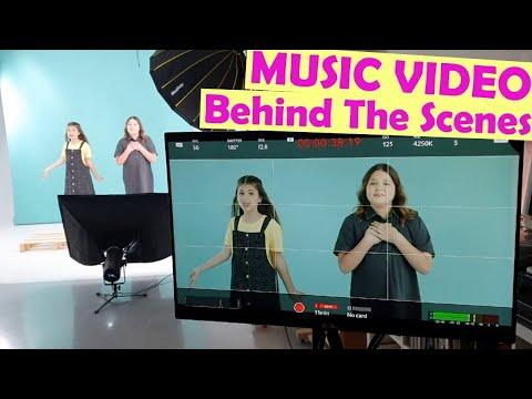Backstage από τα Γυρίσματα του Music Video / Behind The Scenes Music Video ARIADNI ARTEMI STAR