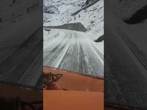 ❄ A  nins din nou pe #Transfăgărășan! ❄ - 14.10.2021
