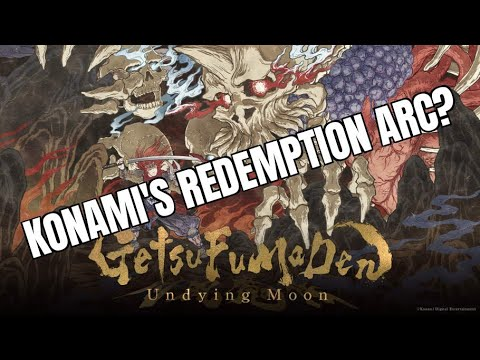 GetsuFumaDen: Undying Moon First Impressions |