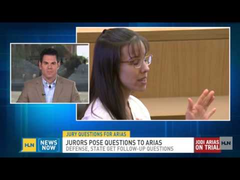 Jury Questions Cast Doubt On Jodi Arias' Story