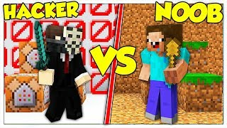 HACKER CONTRO NOOB! - Minecraft ITA