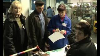 Учебное видео о работе кладовщиков в АО