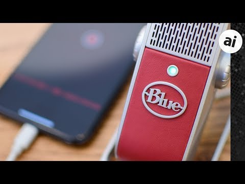 Review: Blue Raspberry Mic Supports Your Mac Or IPhone, At Home Or On-the-Go