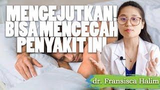 Ini Dia Manfaat Tidur Tanpa Busana - dr. Fransisca Halim