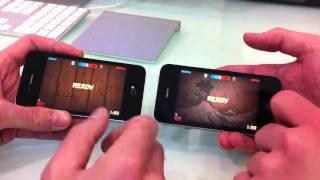 Game Center Multiplayer