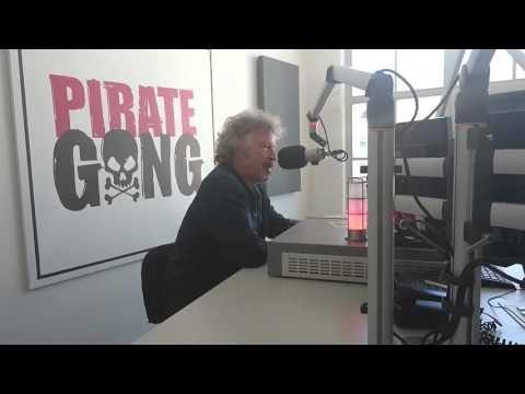 Wolfgang Niedecken zu Gast im Gong Studio