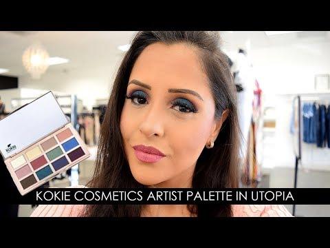 Kokie Cosmetics Artist Palettes Utiopia