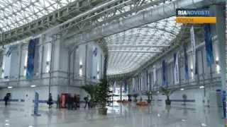 Medienzentrum Sotschi-2014: moderne Ausstattung und High-Tech-Technologien