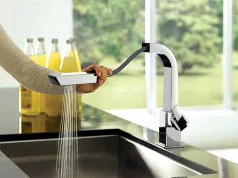 Kitchen Faucets - Kitchen Sink Faucets - YouTube
