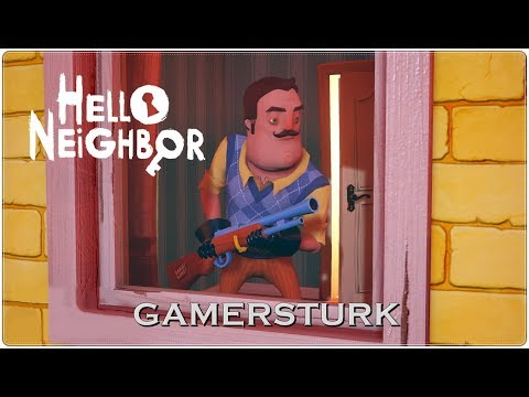 Hello Neighbor | BUGLAR KRALI WILSON - BETA 3 [Türkçe] #79